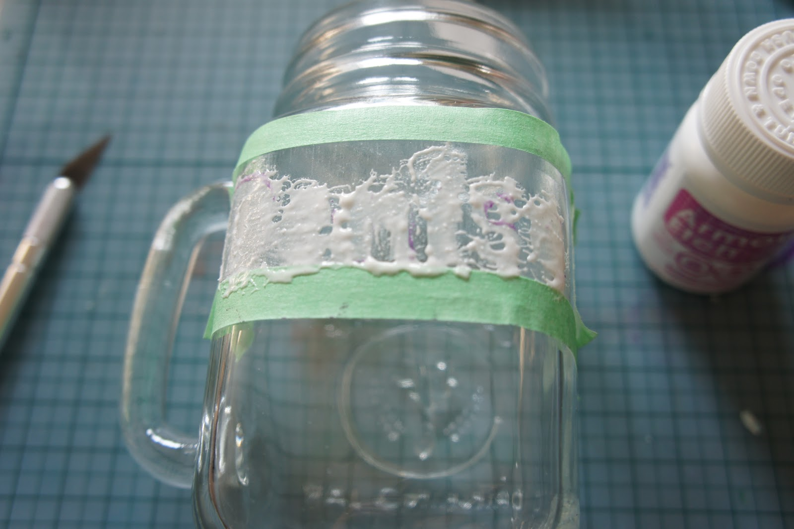 DIY: Glass Etching