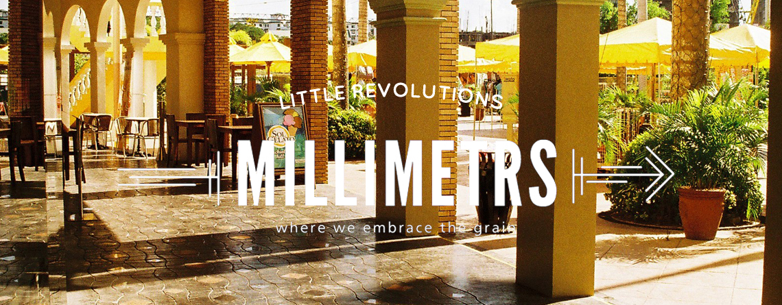 Little Revolutions: Millimetrs