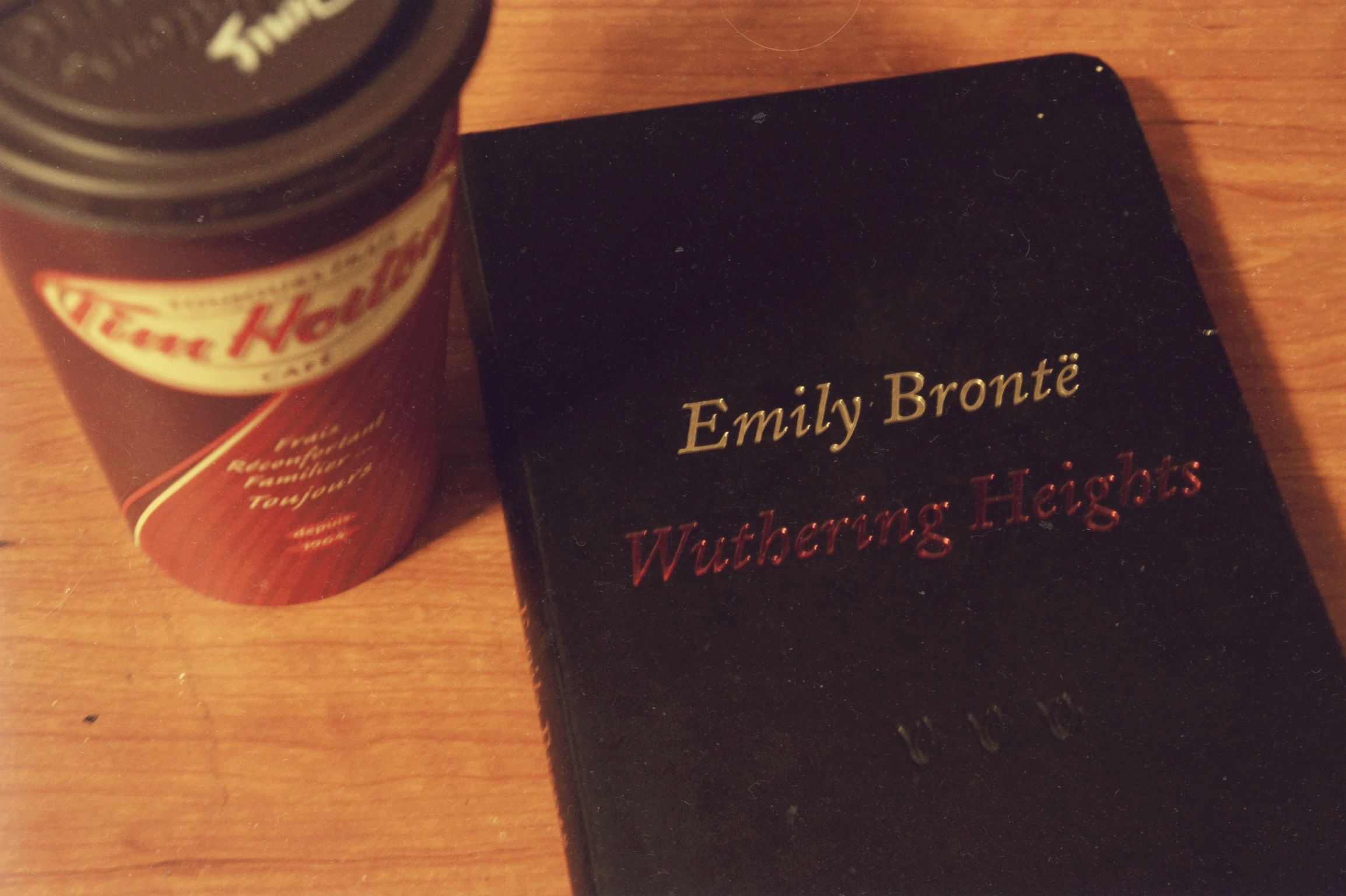 Here|Now: Leisurely reading Withering Heights by Emily Bronte