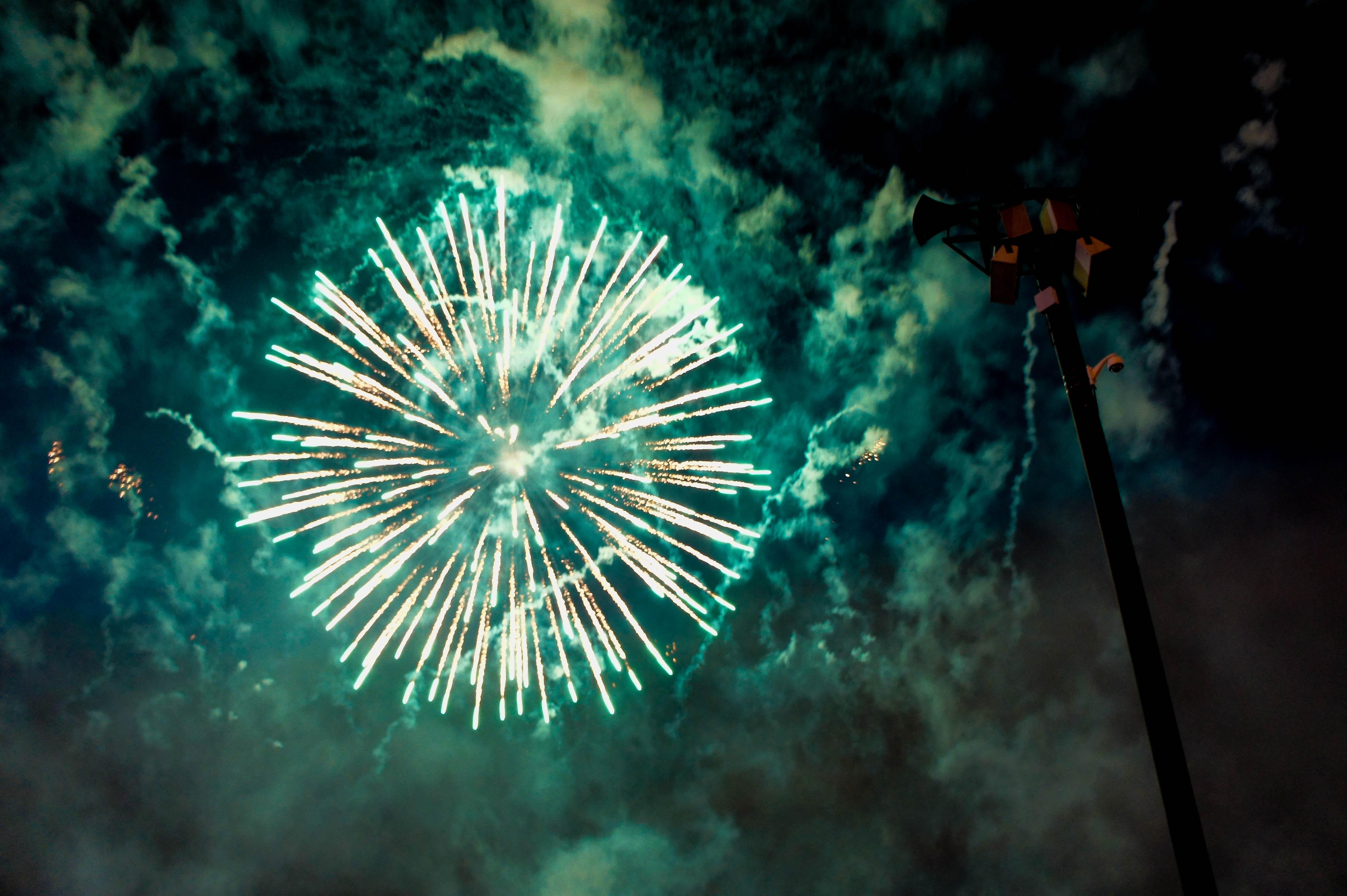 K-Days: Fireworks