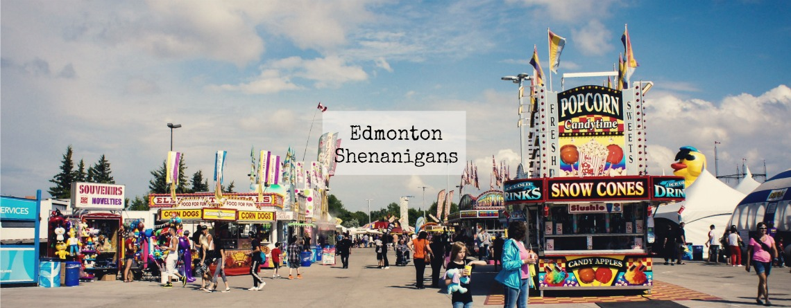 Edmonton Shenanigans 2013