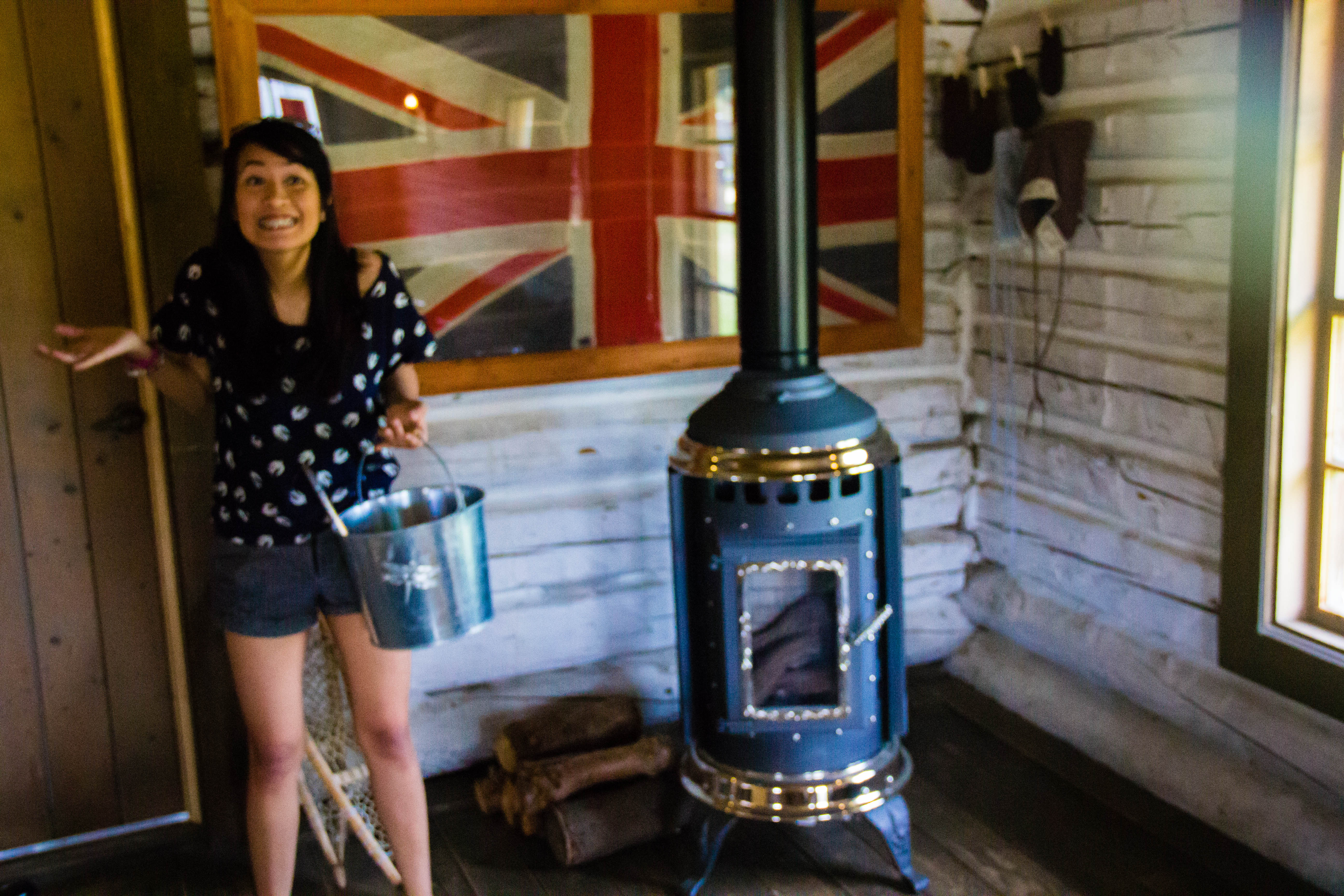 Exploring the Neighborhood: Fort McMurray's Heritage Park