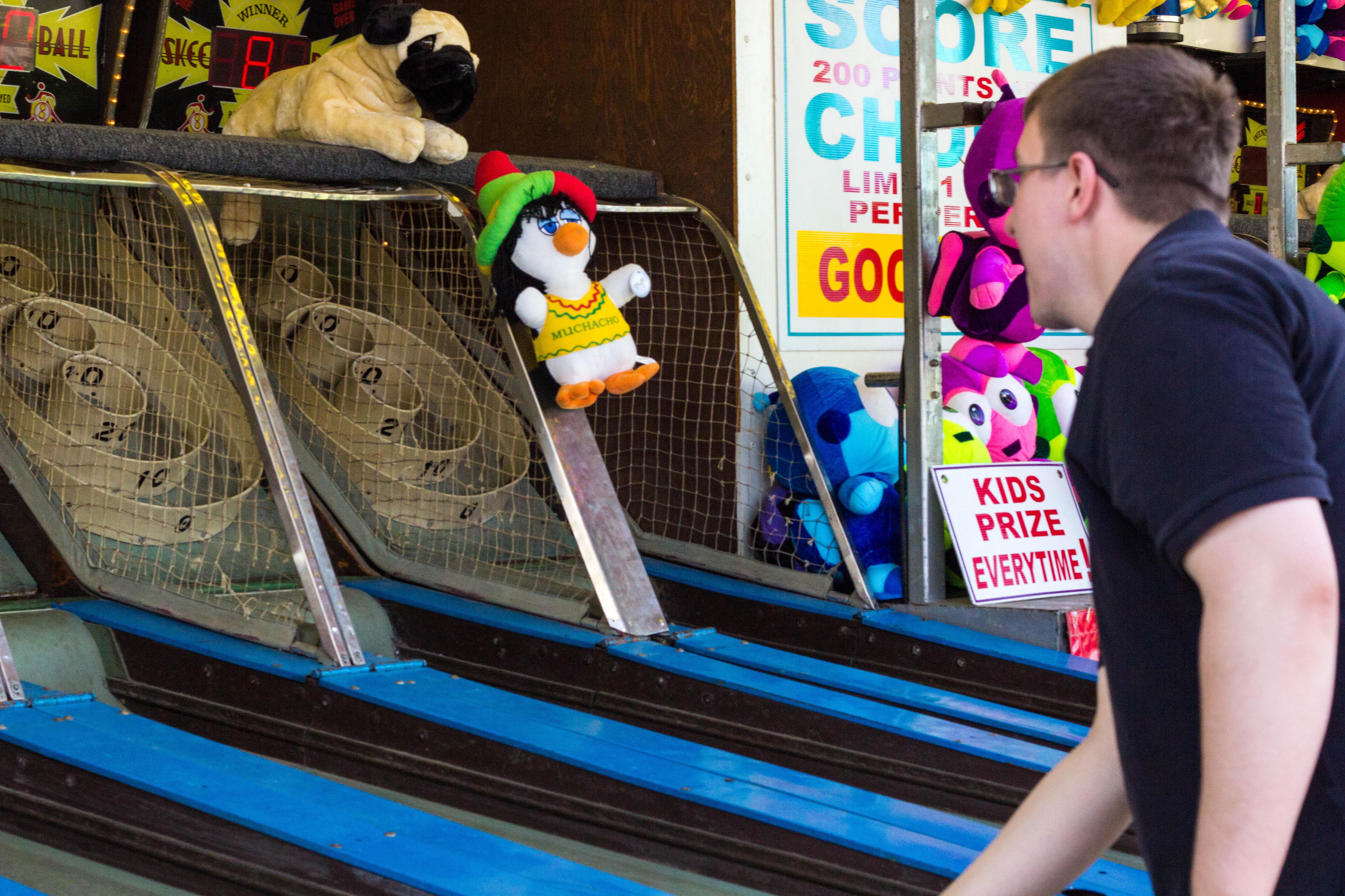 K-days: Carnival Games
