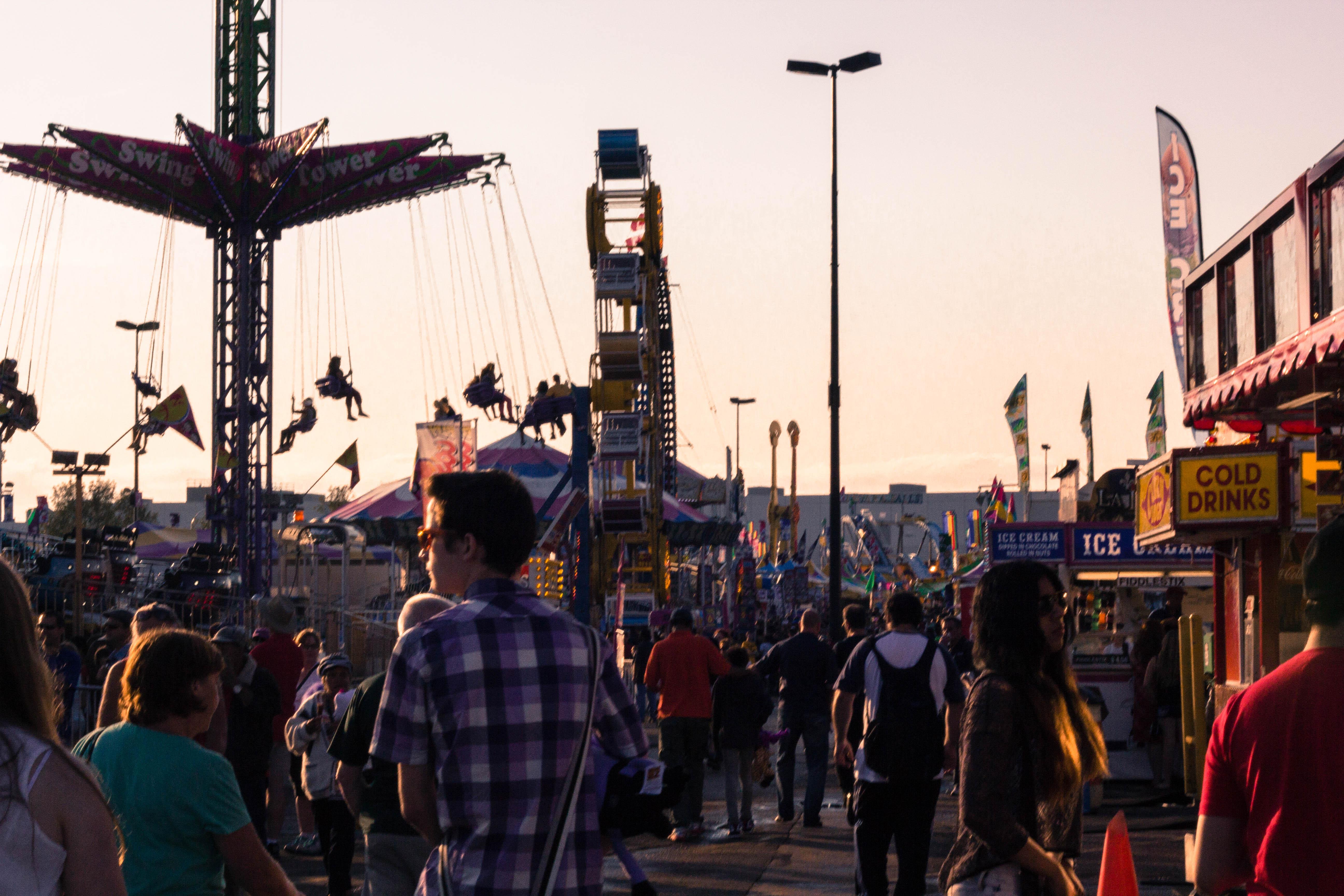 K-Days 2013: Carnival