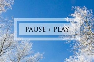 Pause + Play: I'm Not Busy