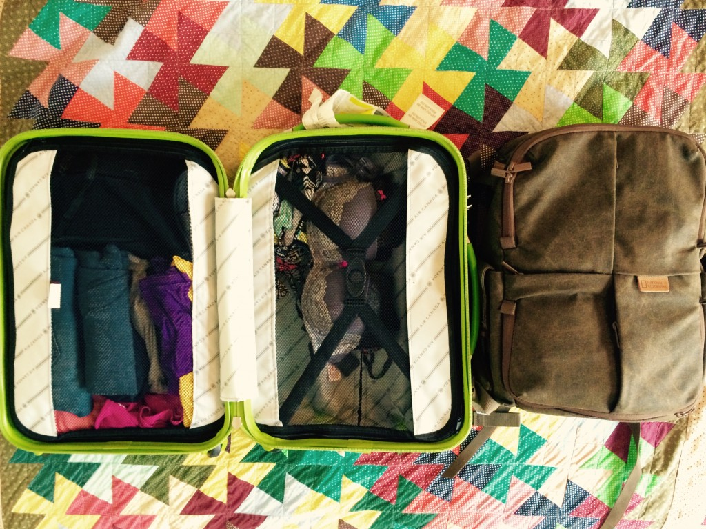 The Art of Packing Light: Finding Adventures